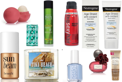SummerMustHaves
